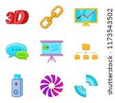 dialog window icons set....