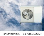 air conditioning system cooling | Shutterstock . vector #1173606232
