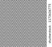 repeated chevrons style pattern ... | Shutterstock .eps vector #1173636775