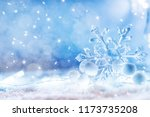 christmas and new year holidays ... | Shutterstock . vector #1173735208