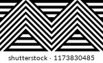 seamless pattern with striped... | Shutterstock .eps vector #1173830485