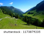 mountains view  lichtenstein | Shutterstock . vector #1173879235