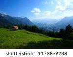 mountains view  lichtenstein | Shutterstock . vector #1173879238