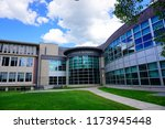 amherst  ma   usa   july 23... | Shutterstock . vector #1173945448