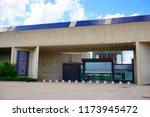 amherst  ma   usa   july 23...   Shutterstock . vector #1173945472