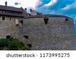 vaduz  liechtenstein  august... | Shutterstock . vector #1173995275