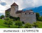 vaduz  liechtenstein  august... | Shutterstock . vector #1173995278