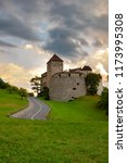 vaduz  liechtenstein  august... | Shutterstock . vector #1173995308