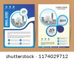 creative cover  layout ... | Shutterstock .eps vector #1174029712