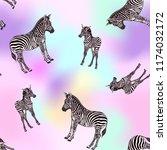 seamless pattern  background ... | Shutterstock .eps vector #1174032172