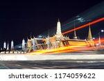 wat pra kaew in bangkok at...   Shutterstock . vector #1174059622