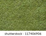 deep green grass texture | Shutterstock . vector #117406906