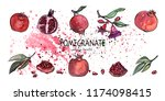 vector illustration. hand drawn ... | Shutterstock .eps vector #1174098415