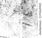 grunge texture scratches ...   Shutterstock . vector #1174165945