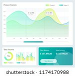 vector presentation infographic ...