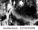 abstract background. monochrome ... | Shutterstock . vector #1174193398