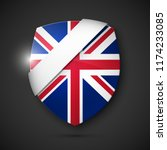protected guard shield united...   Shutterstock .eps vector #1174233085