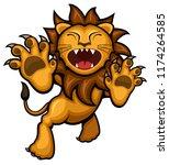 vector illustration of a... | Shutterstock .eps vector #1174264585