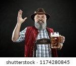 germany  bavaria  upper bavaria.... | Shutterstock . vector #1174280845