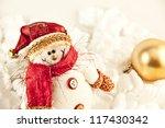xmas Decoration - stock photo