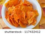 Pumpkin Chips
