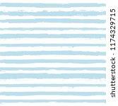 paint stripe seamless pattern.... | Shutterstock .eps vector #1174329715