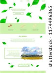 fresh vector web template with...