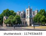Westminster Abbey In London ...