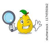 detective bunch cartoon of... | Shutterstock .eps vector #1174550362