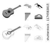 sampono mexican musical...   Shutterstock .eps vector #1174583815