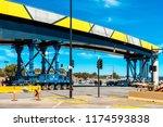 adelaide  australia   september ... | Shutterstock . vector #1174593838
