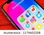 sankt petersburg  russia ... | Shutterstock . vector #1174602208