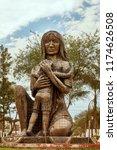 Indigenous Quechua Woman...