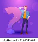 illustration of cartoon...   Shutterstock .eps vector #1174630678