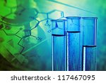 medical or chemistry science... | Shutterstock . vector #117467095
