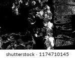 abstract background. monochrome ... | Shutterstock . vector #1174710145