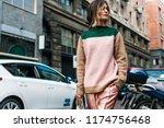 milan  italy   september 23 ... | Shutterstock . vector #1174756468