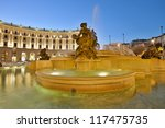 This Famous Fountain Of Rome ...