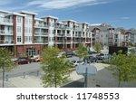 maritime inspired residential...   Shutterstock . vector #11748553