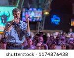 houston  texas  usa   september ... | Shutterstock . vector #1174876438