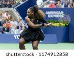 new york  ny   september 8 ... | Shutterstock . vector #1174912858