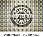 disappoint arabic style emblem. ...   Shutterstock .eps vector #1175054368