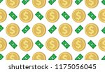 currency icon pattern... | Shutterstock .eps vector #1175056045