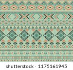 peruvian american indian... | Shutterstock .eps vector #1175161945