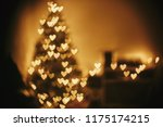christmas abstract background ... | Shutterstock . vector #1175174215