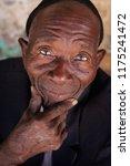 senga bay  malawi   june 10 ... | Shutterstock . vector #1175241472