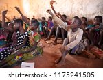 ntchisi  malawi   june 29  2018 ... | Shutterstock . vector #1175241505