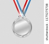 award medals isolated on... | Shutterstock .eps vector #1175275738
