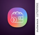 bitcoin wallet app icon....