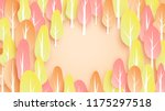 illustration background of... | Shutterstock .eps vector #1175297518